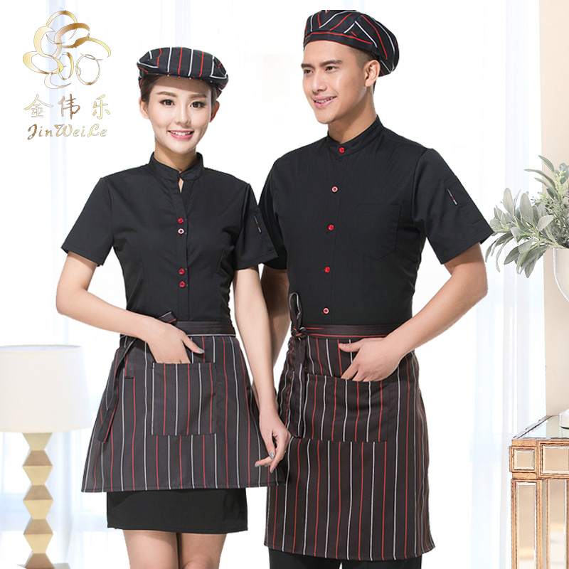 Online buy wholesale hotel maid uniforms from china hotel for Restaurant uniform shirts wholesale