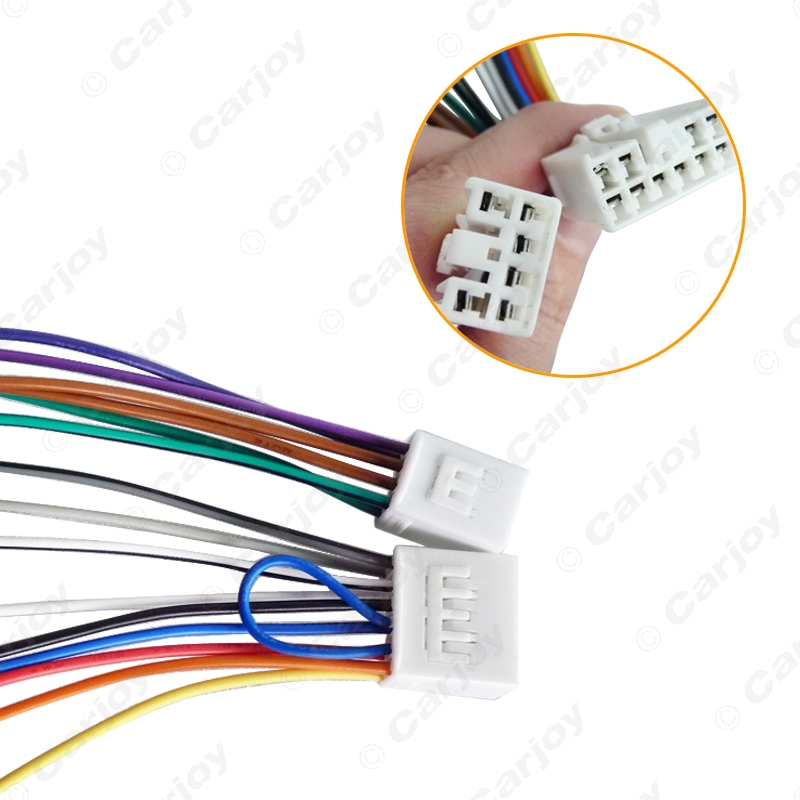 online get cheap car audio wiring harness aliexpress com car audio stereo wiring harness adapter plug for toyota scion factory oem radio cd