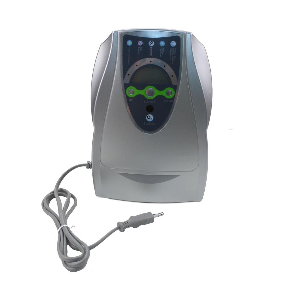 Haushalts Ozon Generator Luft Reiniger Tragbare Luft Ozon Desinfektor für Obst Gemüse Sterilisation mit EU/Us-stecker