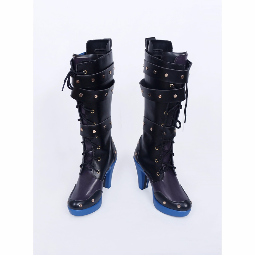 Idol master Cinderella girl Cosplay Boots Girls Adult ...