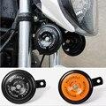 Универсальный 12 В Мотоцикл Мотоцикл Улитка Твитер Аудио Рог 110dB многотональная Стерео Динамик С Усилителем Для Honda Yamaha Suzuki ATV