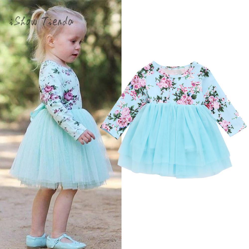 Online Shop 2018 winter newborn fancy infant baby dresses girl ...