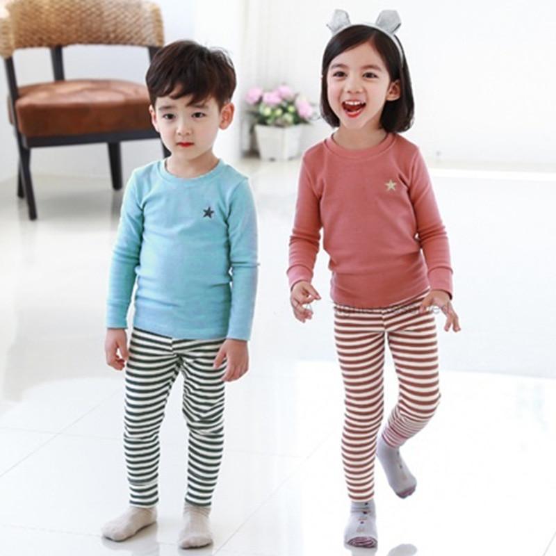 a77e6a5d8 Detail Feedback Questions about 2018 Children Autumn Pajamas ...