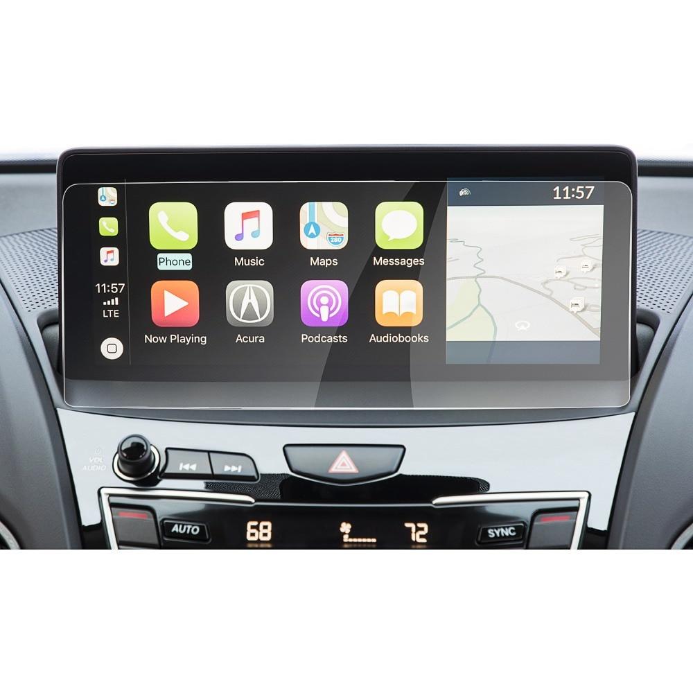 RUIYA Tempered Glass Screen Protector For Acura RDX 10