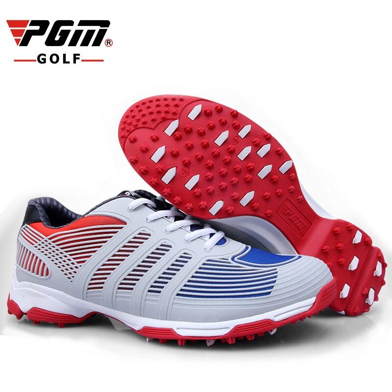 Golf Shoes For Men Waterproof Non-slip PU Brand Profession The Exoskeleton Men