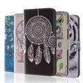 10 padrões de moda 6 pu de couro do caso da aleta para apple iphone 6 s + soft silicon carteira em caso capa para o iphone 6 coque telefone