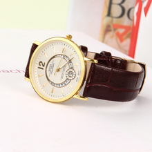 2016 new steel with bracelet watches rhinestone golden shell brand luxury watches fashion watch gift of