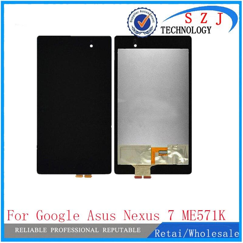 Новый 7 дюймов для Asus Google Nexus 7 FHD 2nd 2013 ME571K ME571KL дигитайзер сенсорный экран стекло с ЖК дисплеем в сборе|case for nexus 7|7 inch casenexus 7 case 2013 | АлиЭкспресс