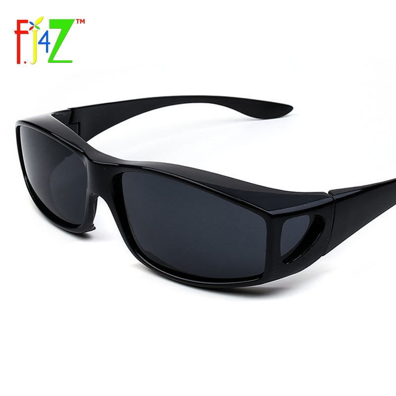 5745b05418 F.J4Z 2017 Fashion Women Polarized Glasses Men s Outdoor Sports Eye  Protection Shades Fits Myopia Glasses Goggles UV400-in Sunglasses from  Apparel ...