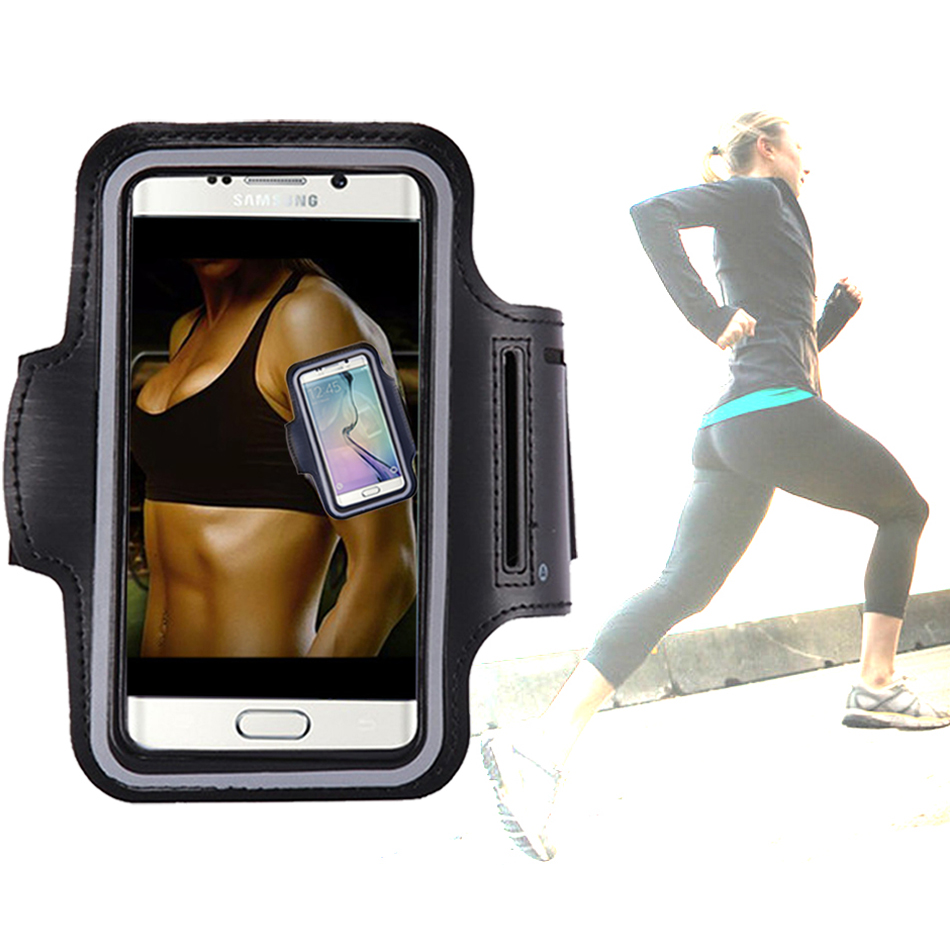 Armbands Mobile Phone Accessories Running Bags For Huawei Honor 8 Waistpack Sport Gym Waterproof Arm Band Mobile Phone Case For Huawei Honor 9 Zip Pocket On Hand