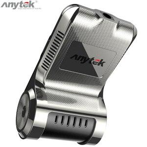 Image 2 - Anytek lente FHD X28 1080P WiFi ADAS para coche, cámara de salpicadero de coche con sensor G incorporado, grabadora de vídeo, cámara para salpicadero de coche, accesorios para coche
