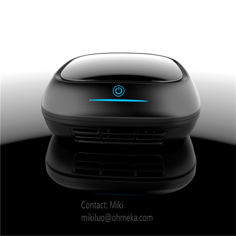 air purifier humidification /electrostatic air cleaner for releasing negative   ions to purify sterilize the air