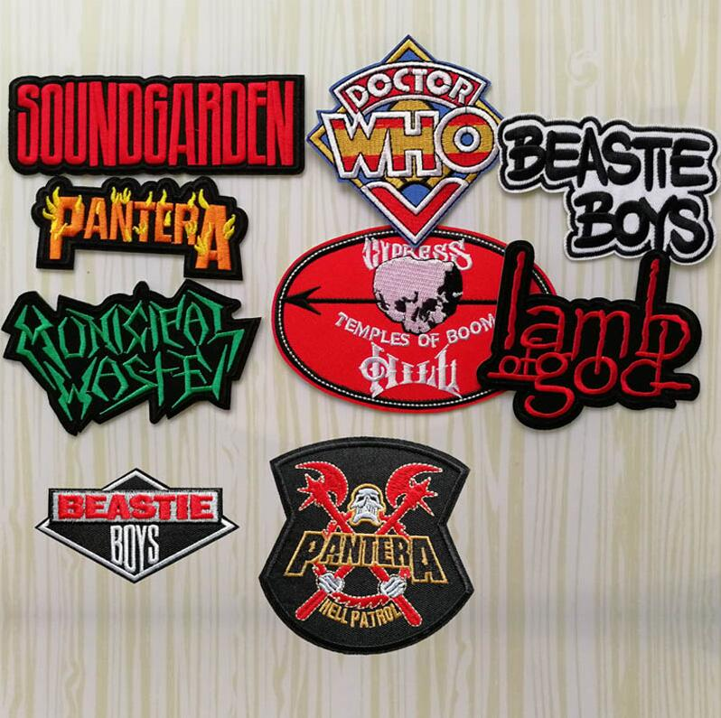 200Pieces/Lot /1Style Custom Made PUNK ROCK BAND MUSIC,SONG NAME ...