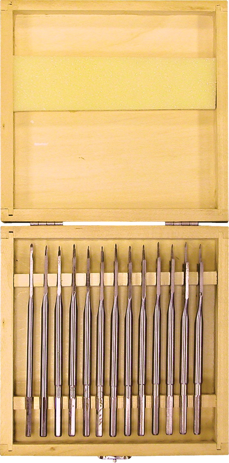 Set of drill bits for wood perot Kraton 13 pcs. ross perot