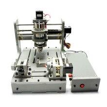 3D CNC Machine 300W CNC Spindle Woodworking Machinery mini cutter