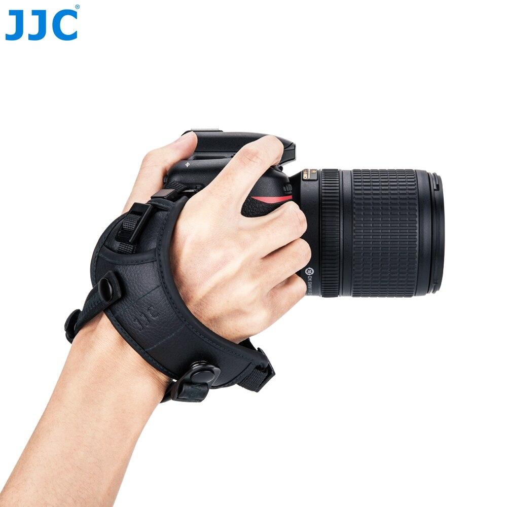 JJC регулируемый держатель для наручных ремней для камеры Canon/Nikon/Sony/Fujifilm/Olympus/Pentax/Panasonic