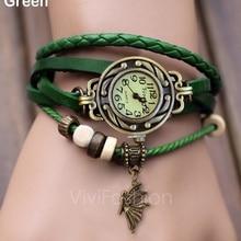 Popular Leather Strap Watch Fashion Dress Watches