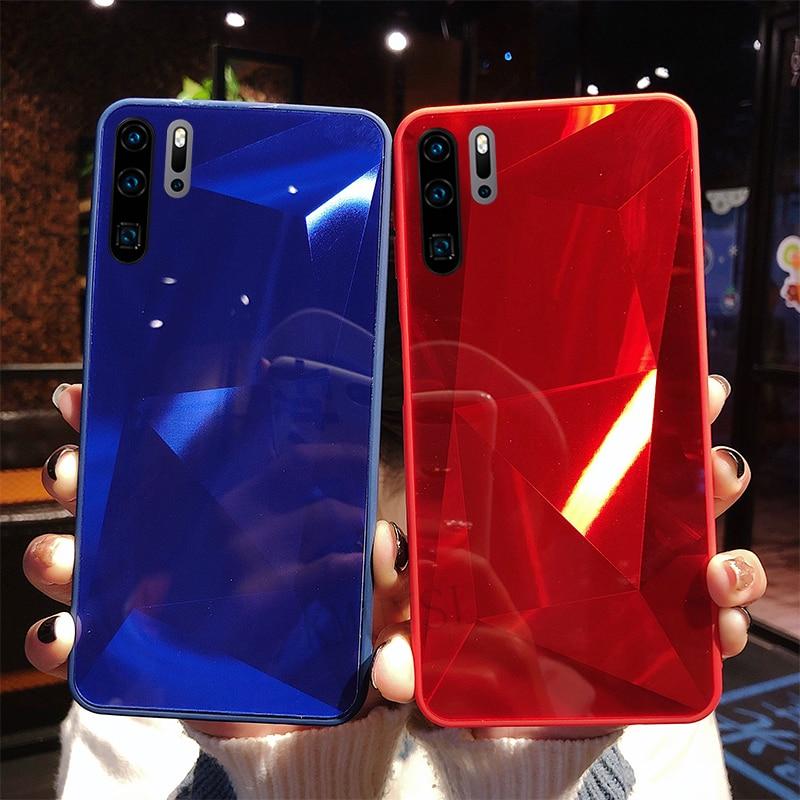 Роскошный 3D чехол со стразами для huawei P Smart Z Plus P20 P30 Pro mate 30 Honor 20 Lite чехол для huawei Y7 Y6 Y9 Prime чехол