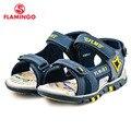 ФЛАМИНГО известный бренд 2016 Новых Прибытия Весенние и Летние Дети Мода Высокого Качества сандалии для мальчиков 61-DS110