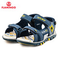 FLAMINGO famous brand 2016 New Arrival Spring & Summer Kids Fashion High Quality sandals for boys 61-DS110