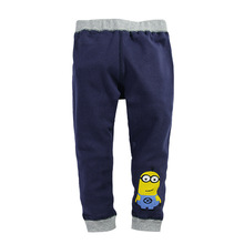 Children Minions Pajamas Set