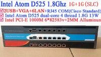 D525 1.8 ГГц с Intel pci e 1000 м 6*82583 В 1U сервера рос hirouters wayos на рос panabit hirouters m0n0wall сервер брандмауэр