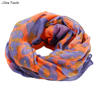 2017 Fulares Mujer Winter Poncho Yarn Gauze Scarf Ponchos And Capes Scarf Women Wholesale