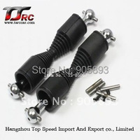 Free Shipping Baja Parts 9mm Drive Shaft Axle 2pcs Set