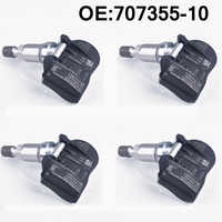 4 PCS car tpms Tire Pressure Monitor/Warning System Sensor for BMW 428i 430i 435i F32 F33 F36 F82 F83
