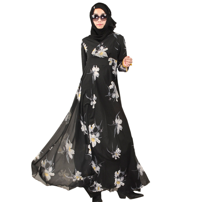 Muslim Women Dress Pictures font b Islamic b font Clothing For Women Direct Selling Adult Polyester