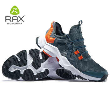 RAX Men Women Running Shoes Outdoor Sport Running Sneaker Breathable Trainers Jogging Men Sneakers Walking Athletic Shoes Men
