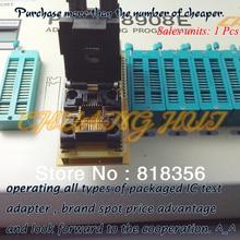 PROM8908E программист адаптер PLCC32-DIP28 тест гнездо/гнездо IC