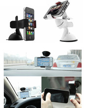 Duck Car Phone Holder 360 Rotary Windshield Sucker Suction Mount Holder Stand For Iphone 5 5s 6 6s 7 Plus GPS For one plus 3