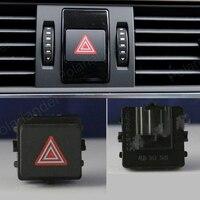 Para A-udi A6L C7 2013 Dual-botão do Flash 4GD 941 509 Interruptor da Luz de Emergência