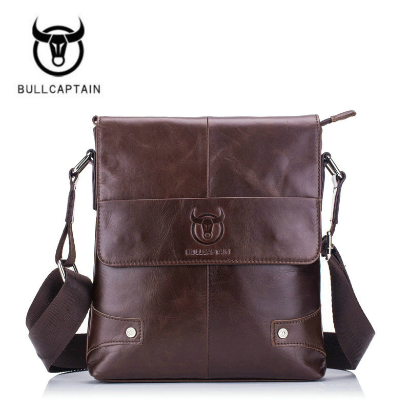 2017 New Arrival Fashion Business First layer cowhide leather Men Messenger Bags Crossbody Vintage Shoulder Bag Casual Man Bag 2016 new fashion men s messenger bags 100% genuine leather shoulder bags famous brand first layer cowhide crossbody bags
