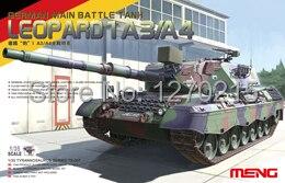 Meng model TS 007 1 35 German LEOPARD 1A3 A4 Tank plastic model kit