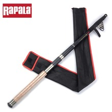 Rapala Brand THUNDER STICK Carbon Fiber Fishing Rod Telescopic Fishing Pole Carp Feeder Spinning Rod 2.1m 2.4m 2.7m 3.0m 3.6m