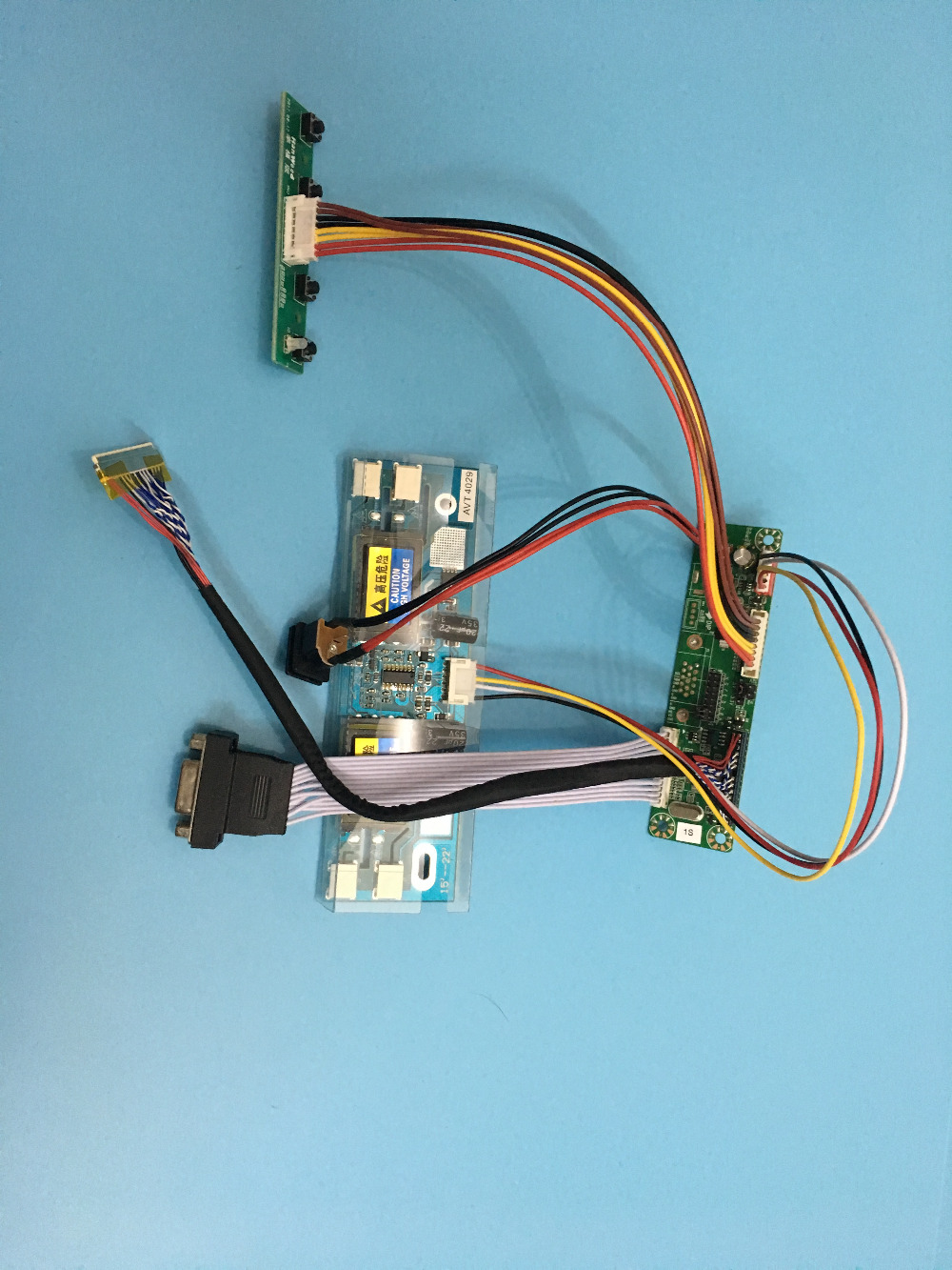 """MT561-MD VGA LCD Controller Driver Board For 10/""""~ 42/"""" LVDS Interface LCD Screen"""
