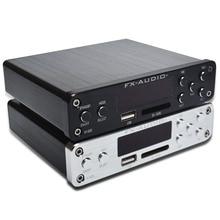 FX   Audio M 160E บลูทูธ 4.0 ดิจิตอลเครื่องขยายเสียงโฮมเธียเตอร์อินพุตเสียง USB/SD/AUX/PC USB Lossless ผู้เล่น 2*160 W