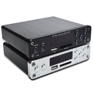Image 1 - FX M 160E de Áudio Bluetooth 4.0 home theater Digital amplificador de Entrada De Áudio USB/SD/AUX/PC USB Lossless jogador 2*160 W