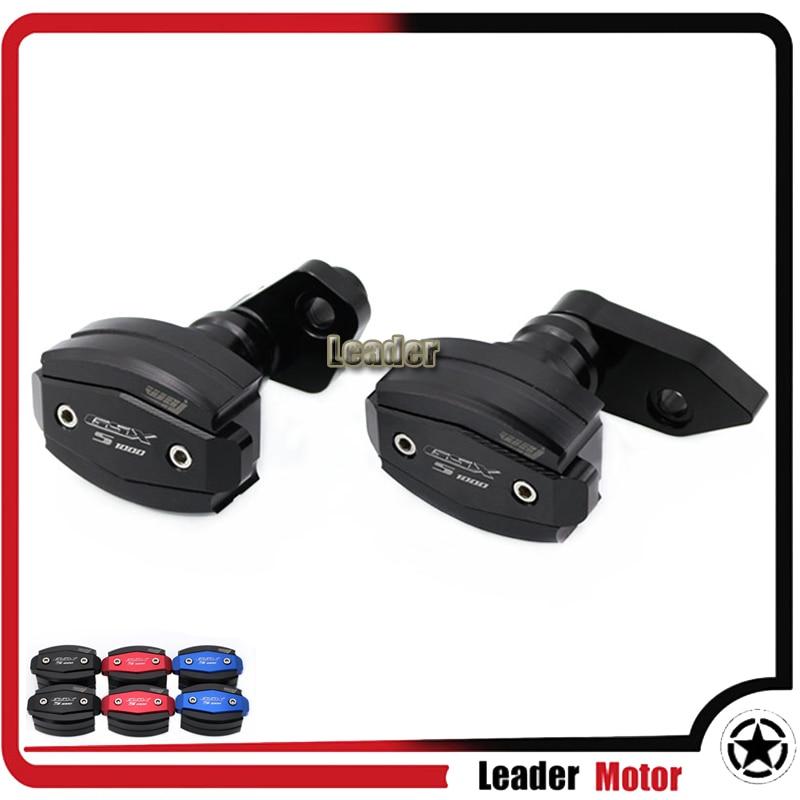 For SUZUKI GSX-S1000 GSX-S 1000 Body Frame Sliders Crash Protector Motobike Falling Protection