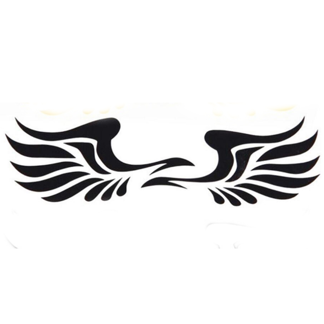 Car sticker design fire - Aliexpress Com Buy 2pcs New Design Personality Fire Wings Side Mirror Car Styling Stickers Decorative Stickers Free Shipping From Reliable Sticker Design