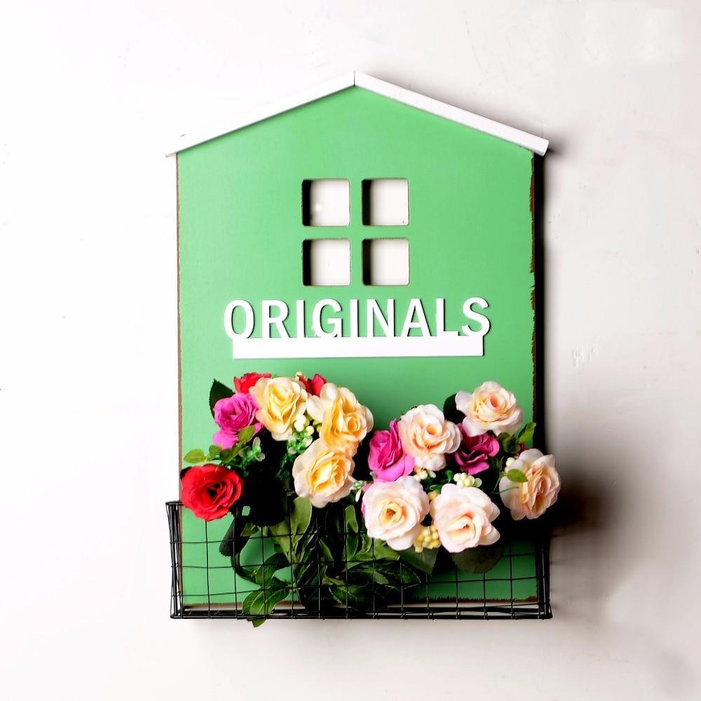 Wall box shelves. original personalised metallic house shelf ...