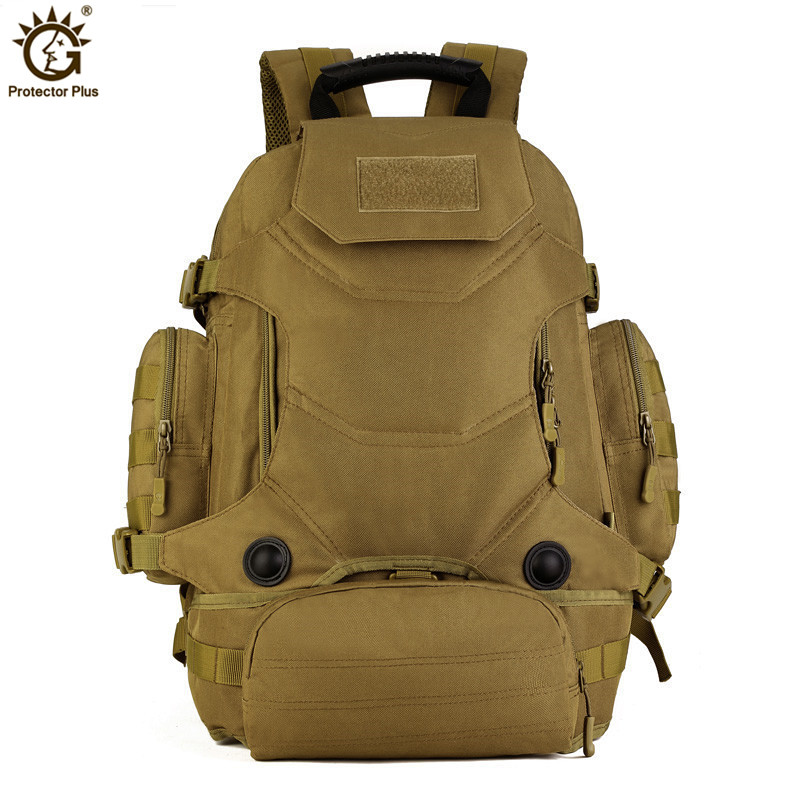 40L Tactics Military Backpack Men Army Molle Waterproof Nylon Travel Backpack Large Capacity Camouflage Rucksack backpacks