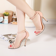 Sexy women's high heel sandals summer new open toe shoes, stiletto with fashion sandals women