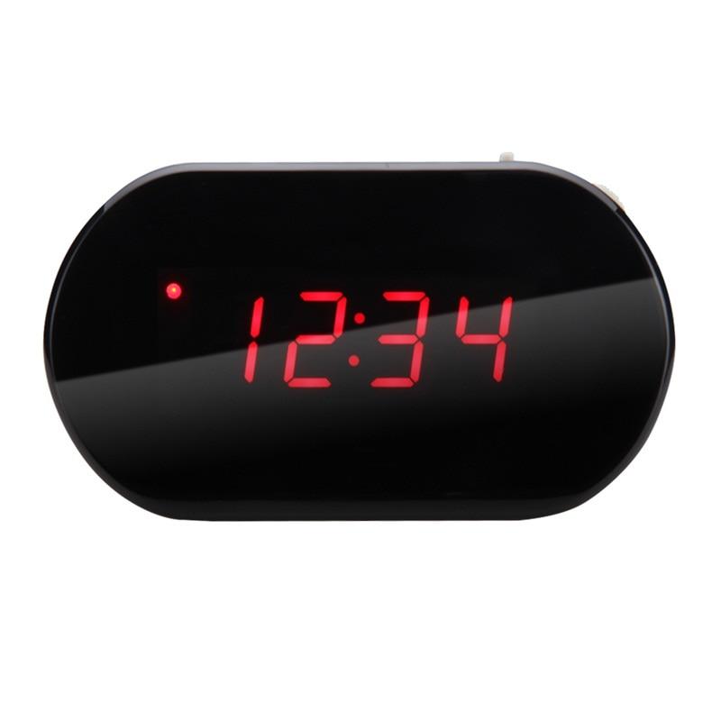 buy excelvan digital clocks snooze electronic alarm clock despertador watches. Black Bedroom Furniture Sets. Home Design Ideas