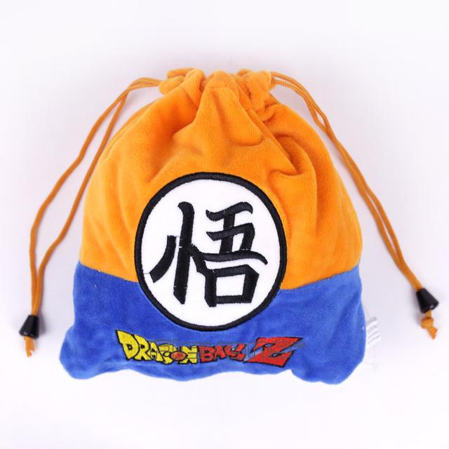 Dragon Ball Z Plush Bag