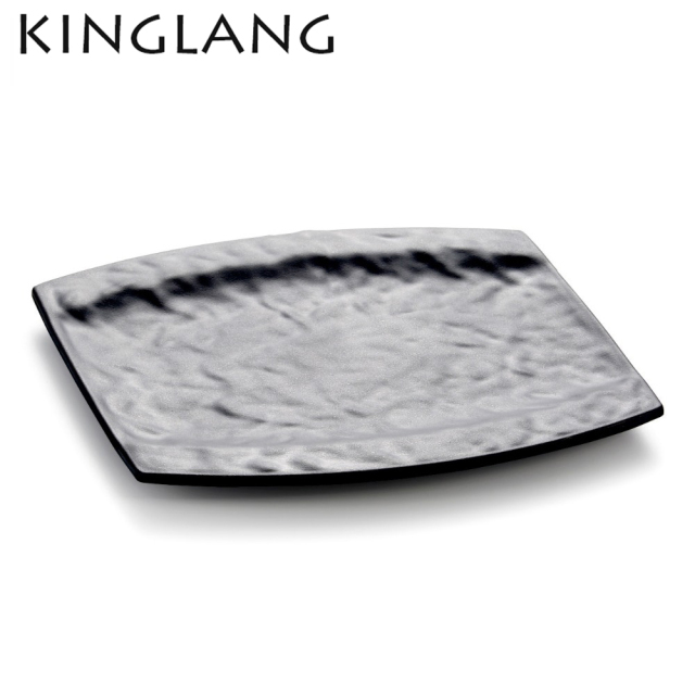 New arrival MELAMINE plate square and rectangle platter BBQ restaurant melamine tableware suppliers  sc 1 st  AliExpress.com & New arrival MELAMINE plate square and rectangle platter BBQ ...