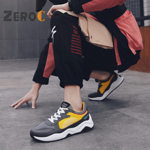 цена на Original Authentic Men's Breathable Running Shoes Leather Stitching Fahion Sneakers Outdoor Sports Tennis Designer