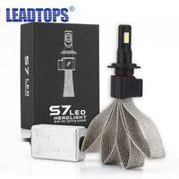 LEADTOPS Super Bright Car Headlights LED H7 H4 H3 H8 H9 H11 9005 9006 H1 880